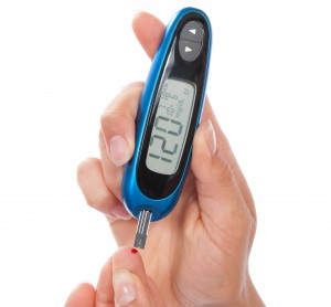 Risk for developing diabetes