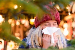 Why Do People Get More Colds & Flus In The Winter?